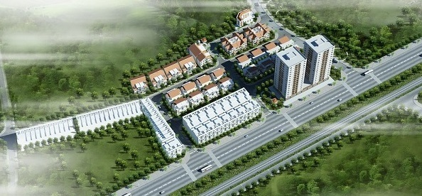 COMPLEX RESIDENTIAL HA DO PROJECT, DIST. 12, HCMC